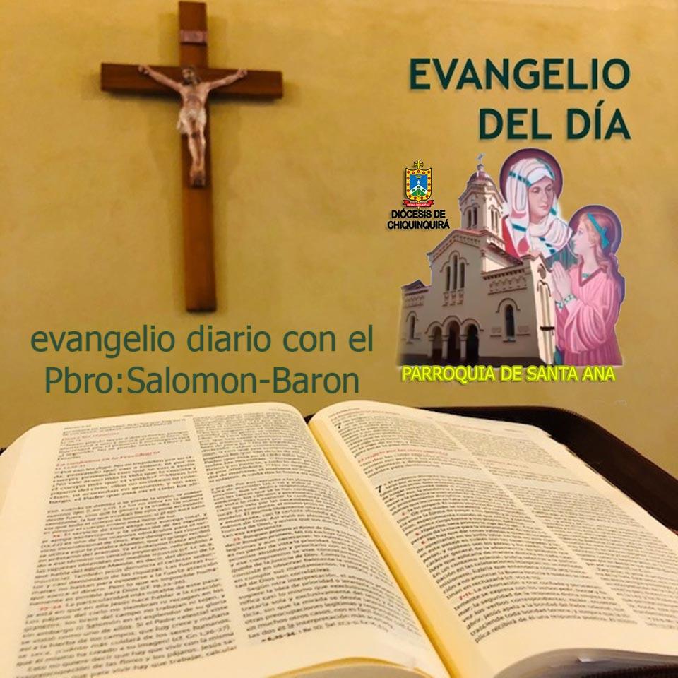 Evangelio-Diario